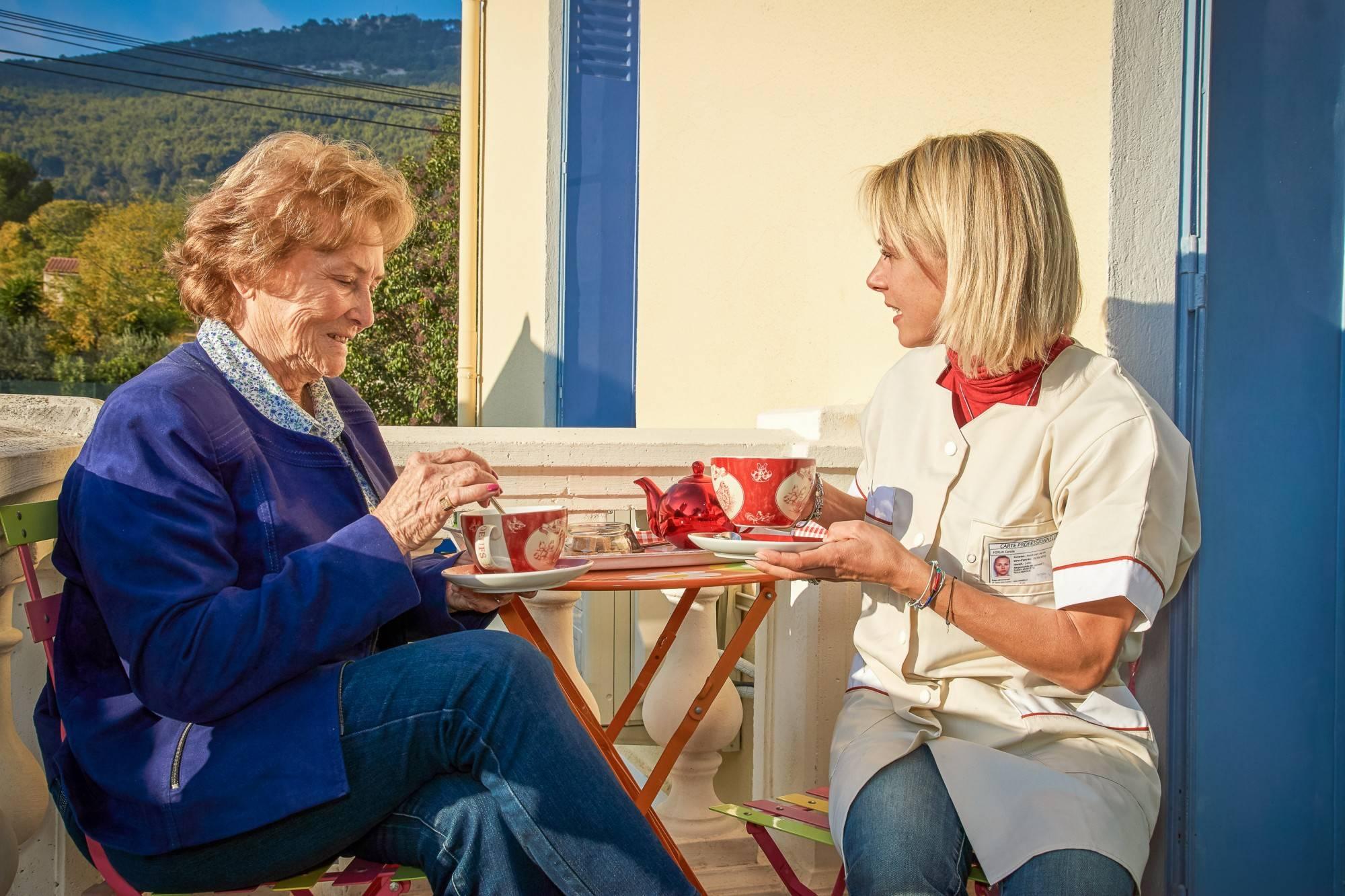 Services d'aide aux Seniors