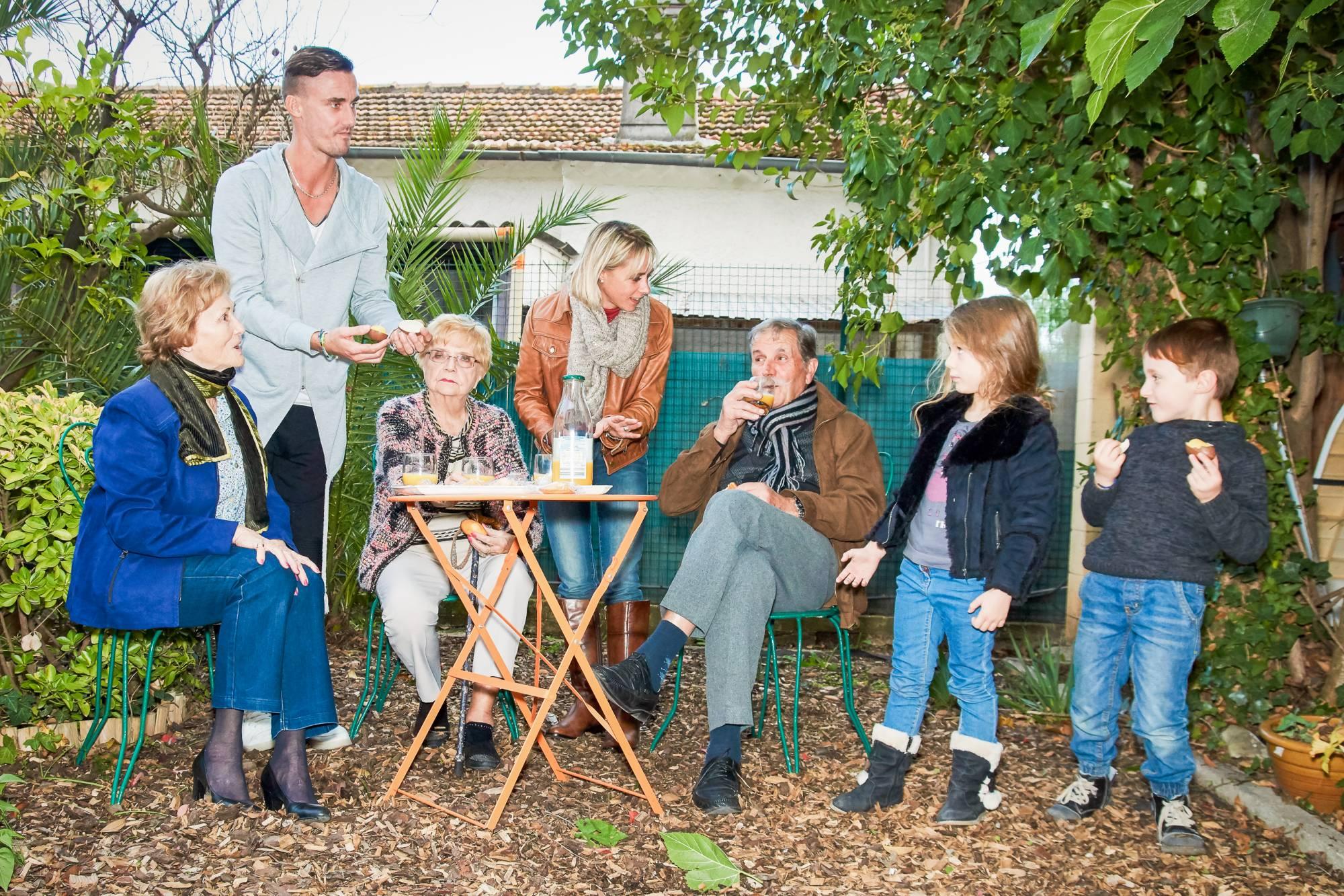 assistante de vie aux familles ARCADE