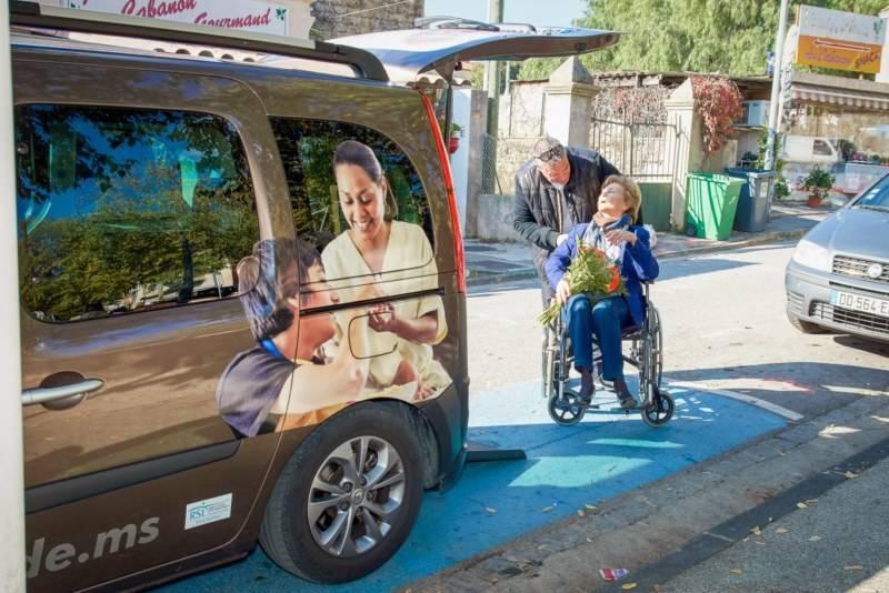 personne handicapée aix en provence