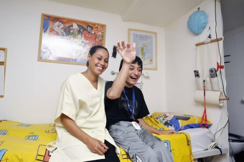 Aide personne en situation de handicap marseille