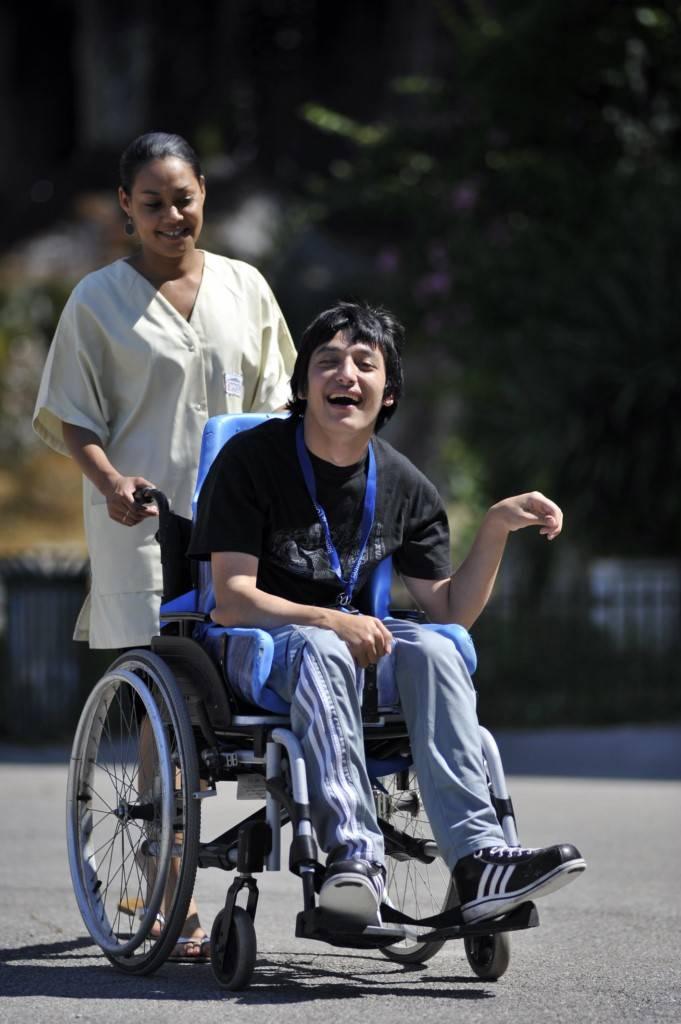 enfant handicapé activité venelles