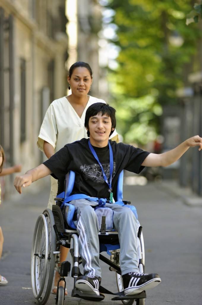 sortie quand on est handicapé la ciotat
