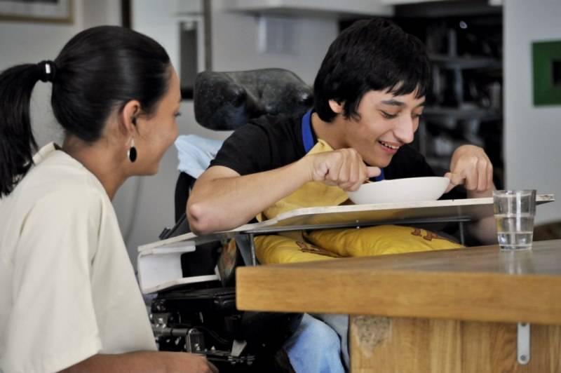 MDPH aide à domicile personne handicapée