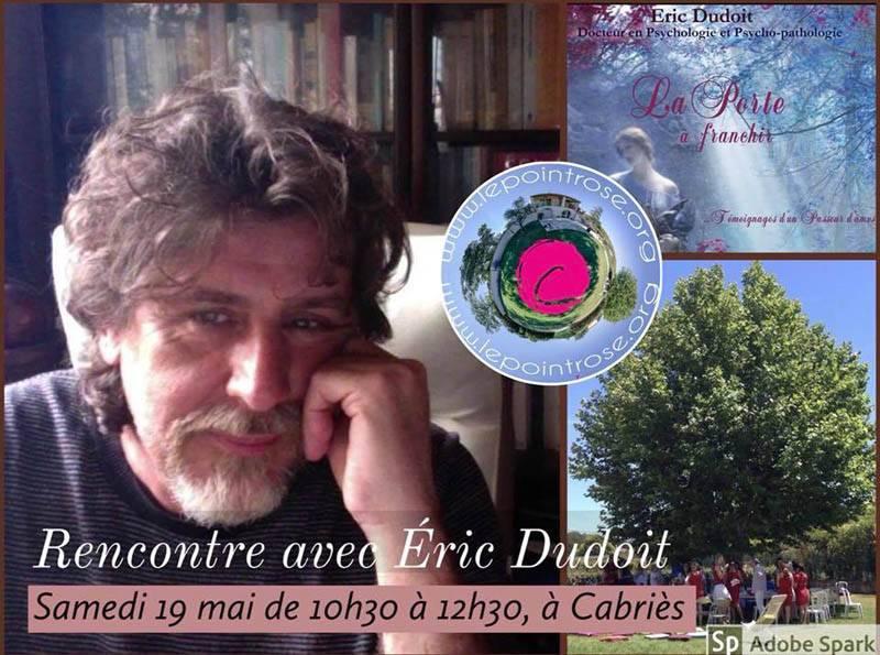 Rencontre avec Eric DUBOIS