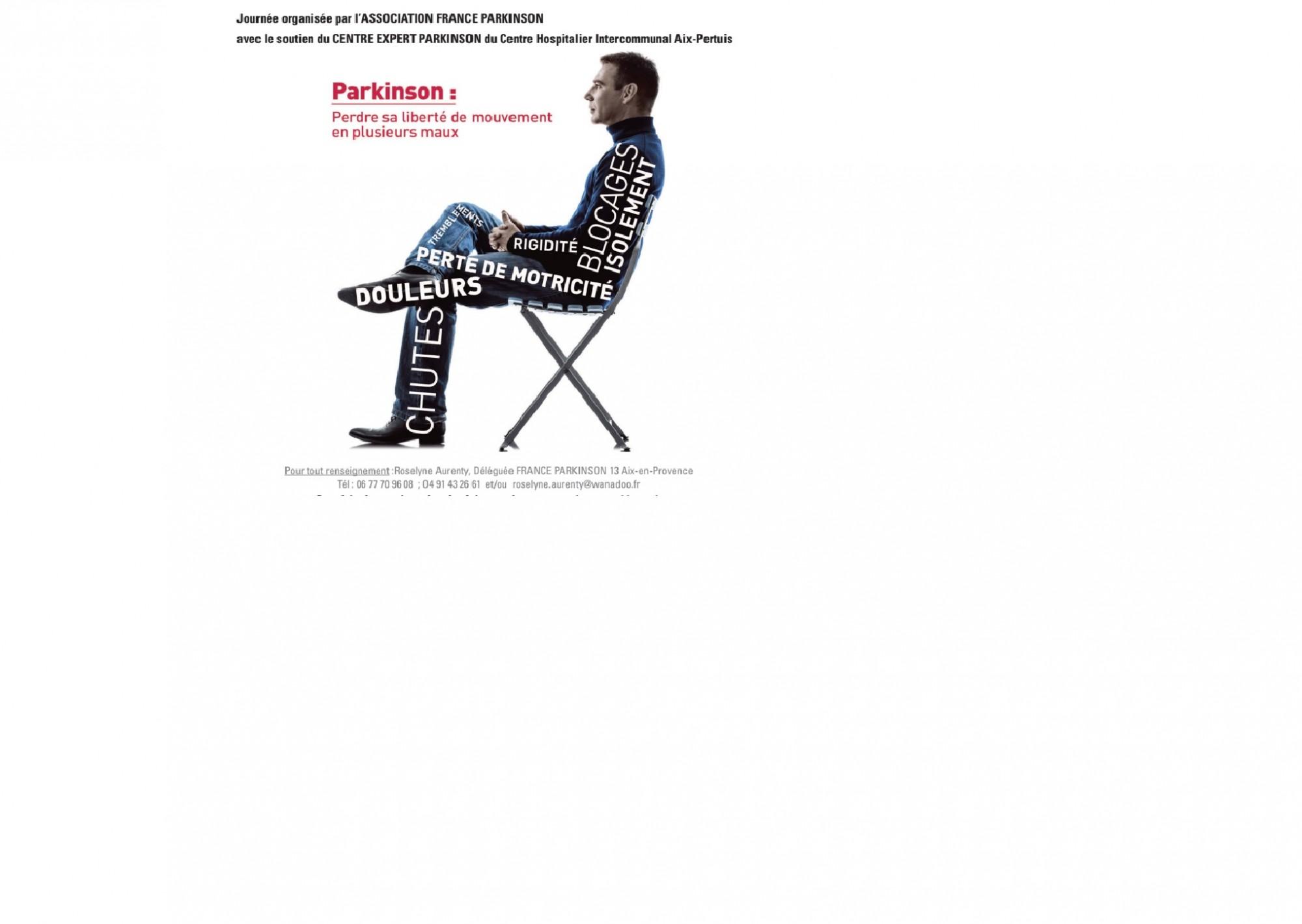 Maintien à domicile : Journée mondiale Parkinson