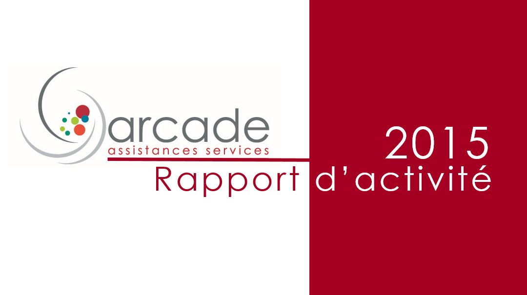 Aide à la personne : Rapport d'activité 2015 de l'association