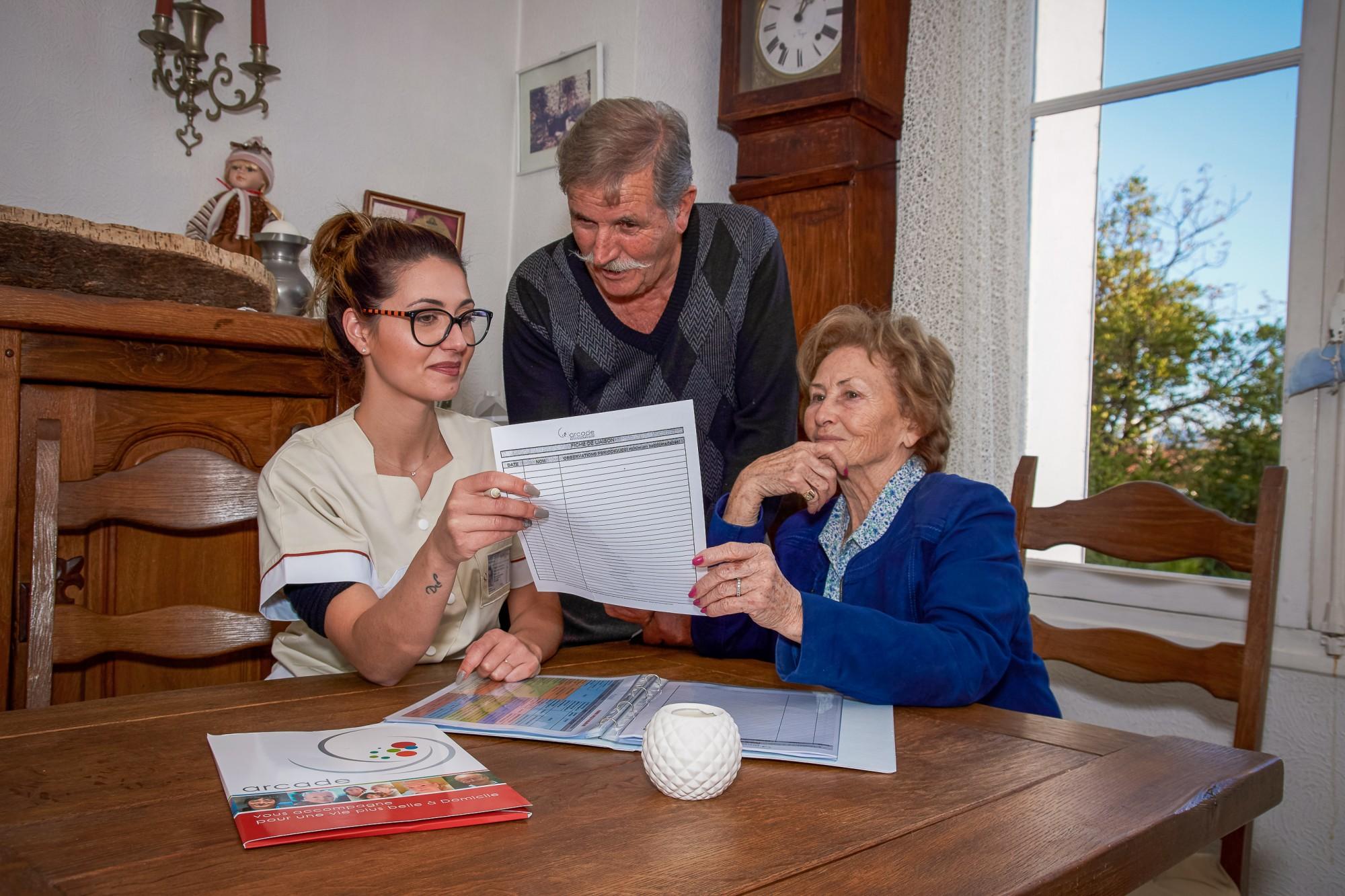 Aide à la personne : les objectifs de l'Association ARCADE