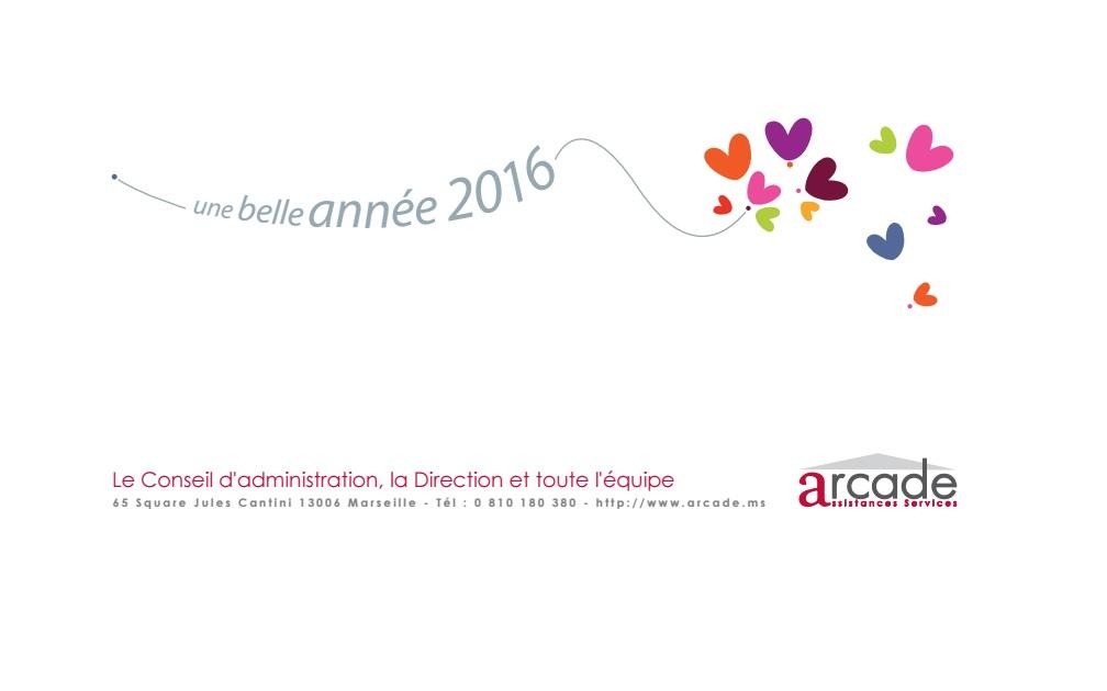 UNE BELLE ANNÉE 2016