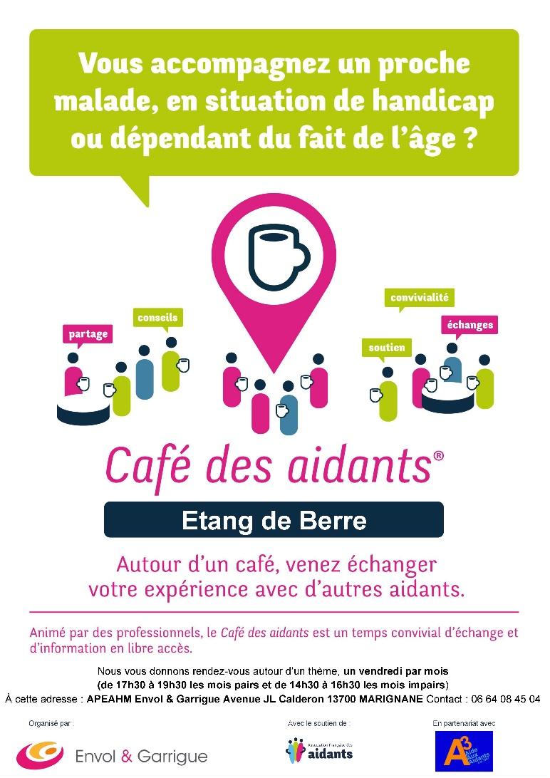 6 Octobre 2017 : Ouverture du Café des Aidants® Etang de Berre