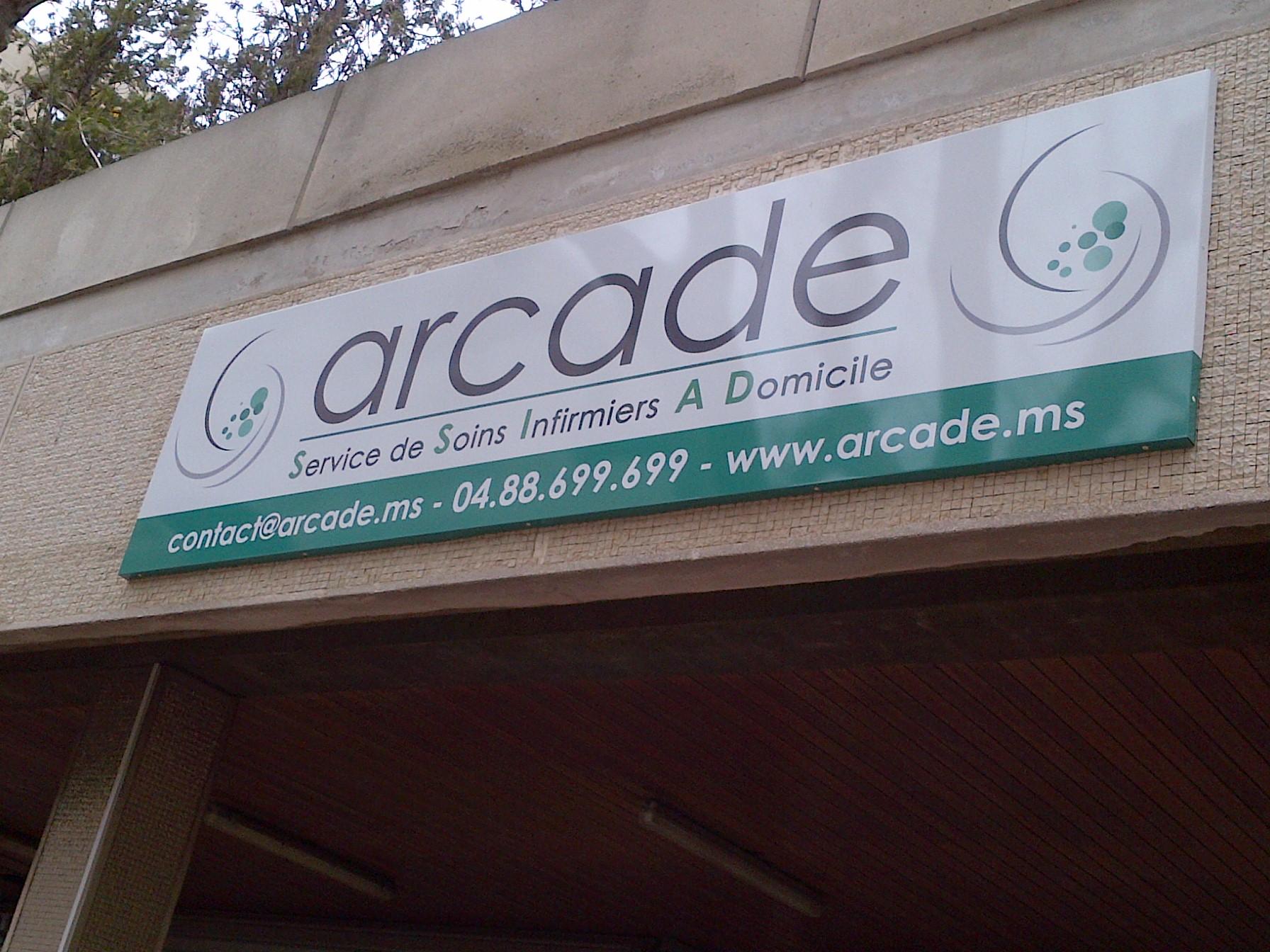 Soins Infirmiers à Domicile : Le Service de Soins Infirmiers à domicile de l'Association Arcade Assistances Services