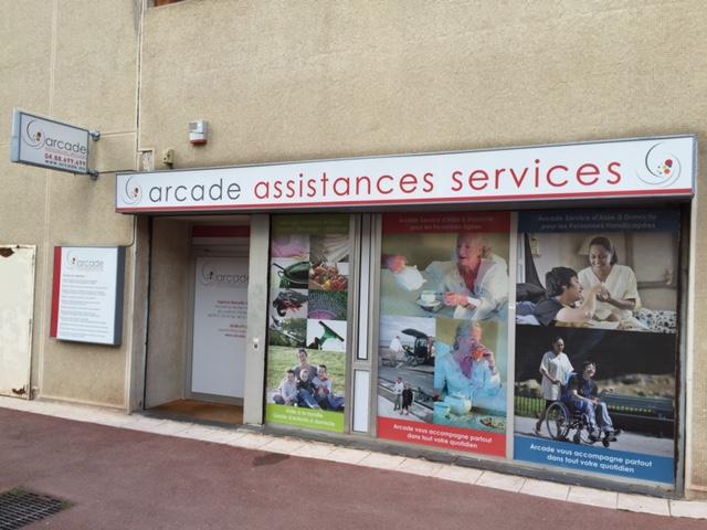Aide et Assistance à domicile : Pôle planification Arcade Assistances Services à Marseille Centre et Sud