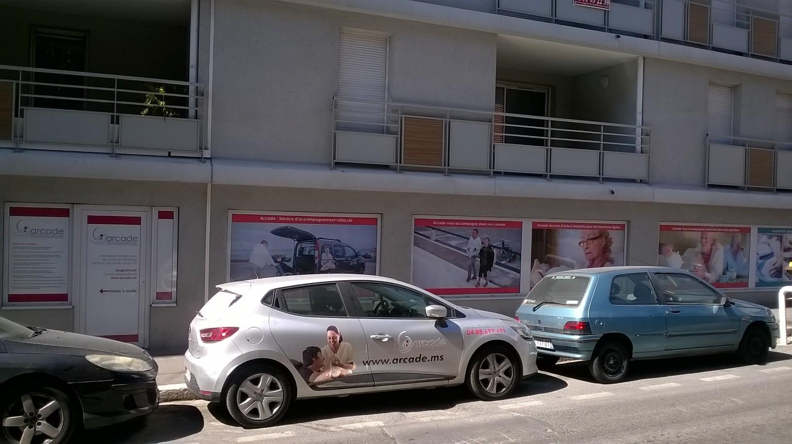 Aide et assistance à domicile :  Agence Arcade Marseille Nord