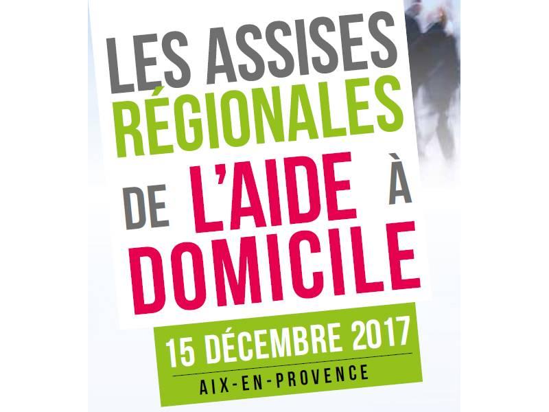 ASSISES RÉGIONALES DE L'AIDE À DOMICILE
