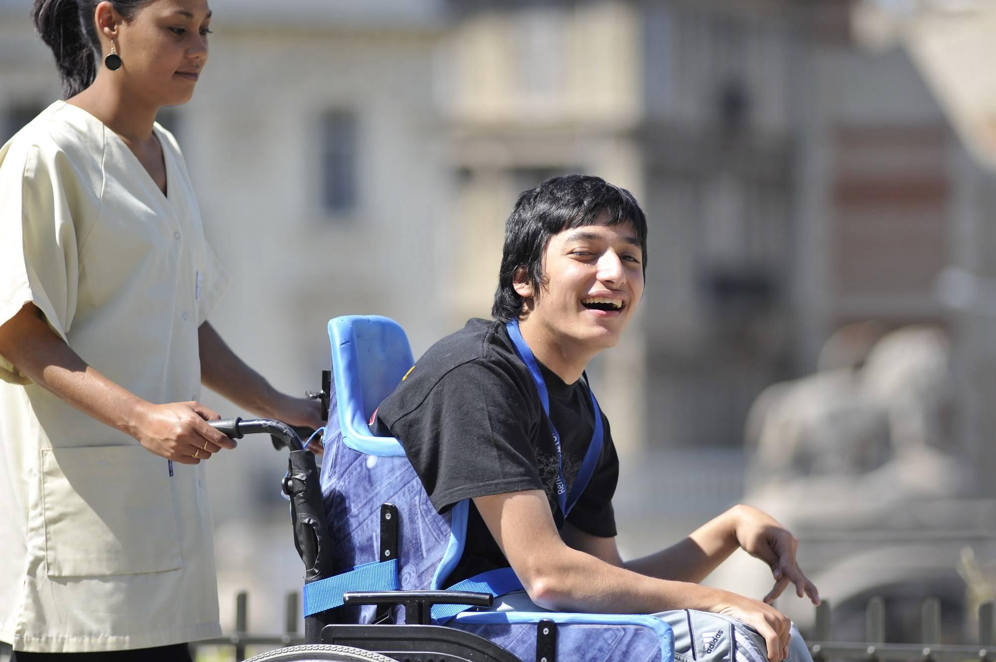 arcade accompagne les personnes handicapées