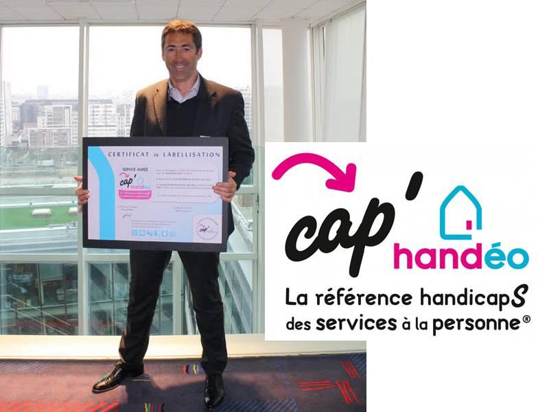 Service d'aide à la personne : Une structure labellisée et récompensée depuis ses dernières années