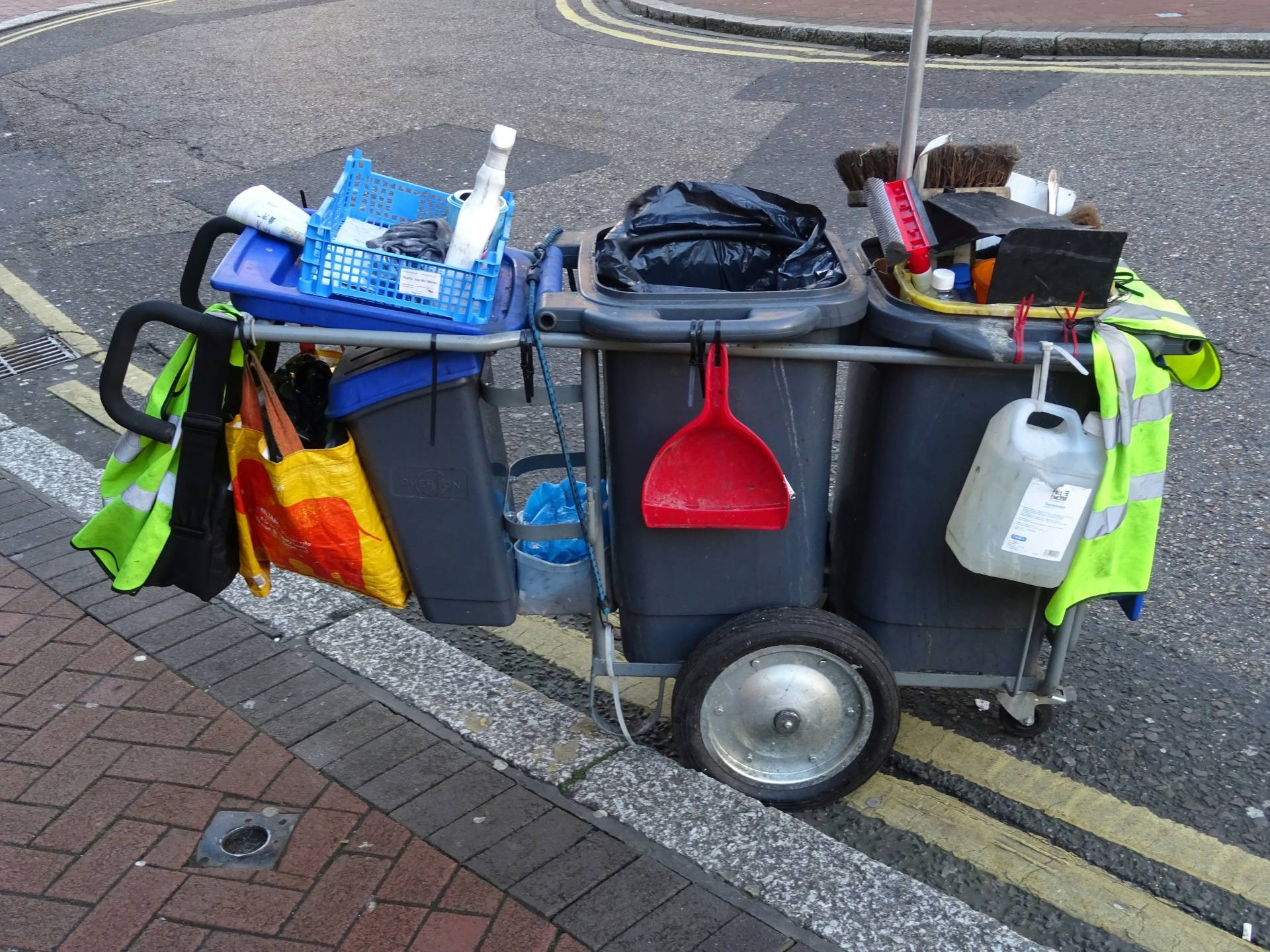 Familles / Actifs : Un service d'enlèvement de vos déchets