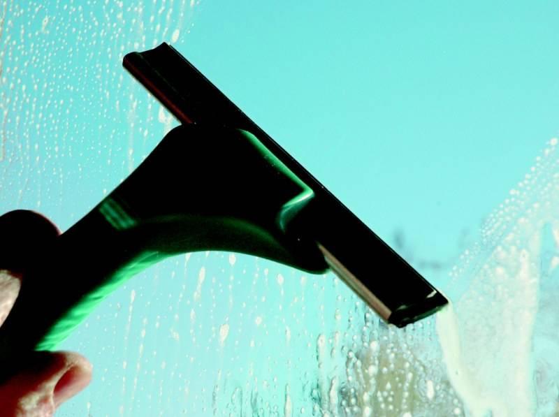 ARCADE nettoie vos vitres