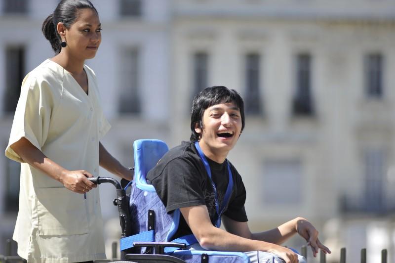 Site rencontre pour personne handicapée