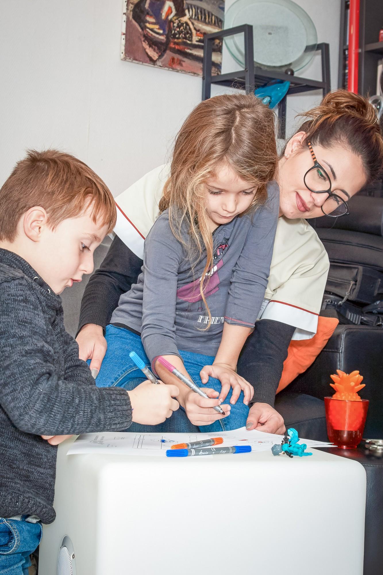 Familles / Actifs : ARCADE accompagne vos enfants à l'école et à leurs activités périscolaires