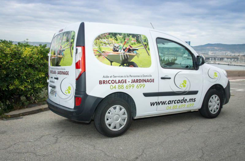 Personnes en situation de handicap, ARCADE entretient votre jardin ou votre terrasse !