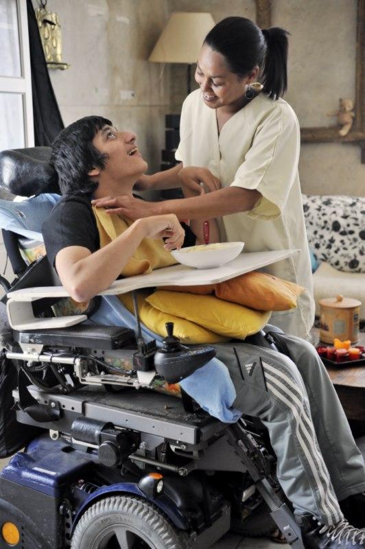 Personnes en situation de handicap, ARCADE réalise l'entetien quotidien de votre domicile