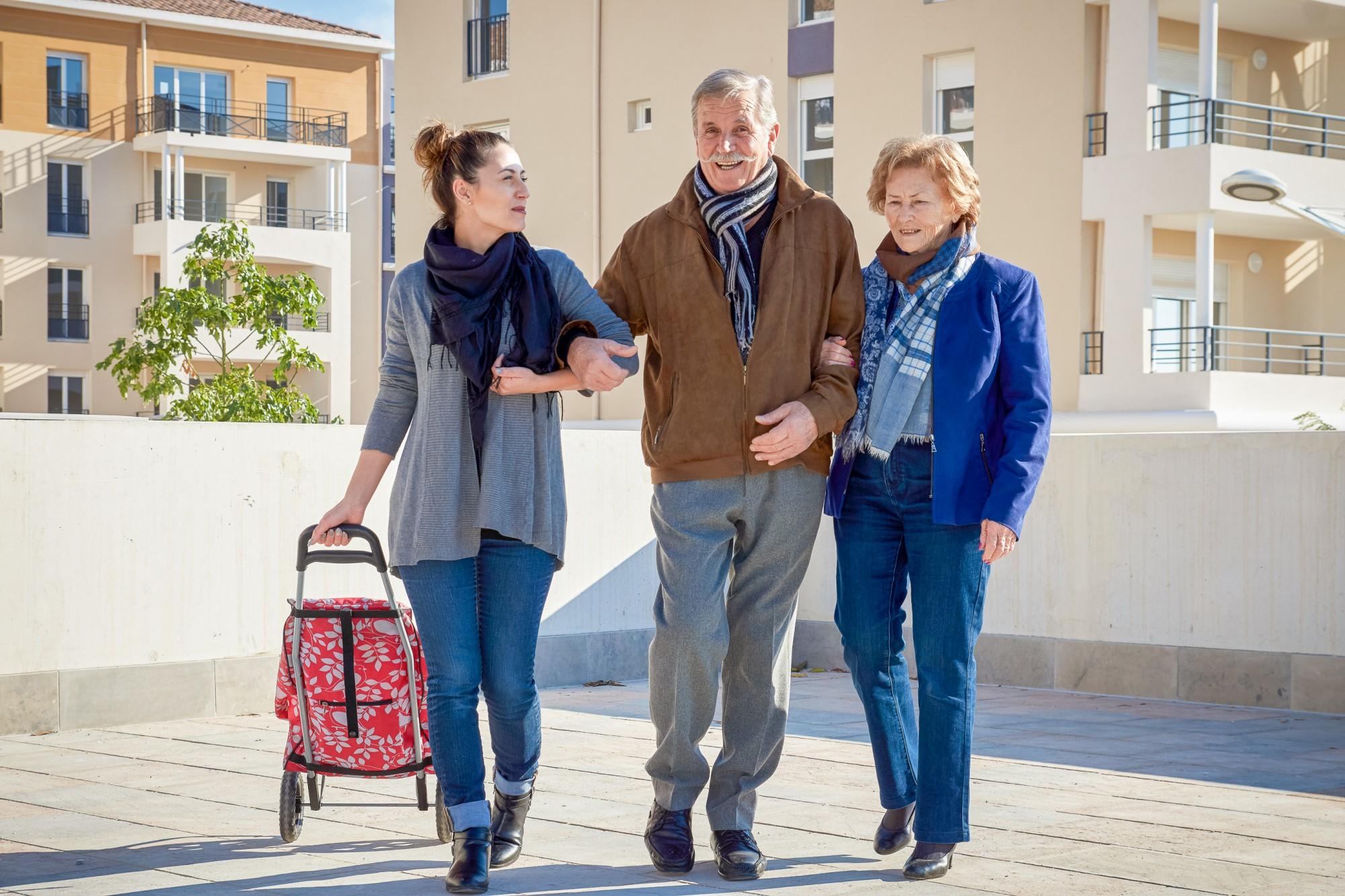 Bel âge / Seniors : Vos services d'aide à domicile