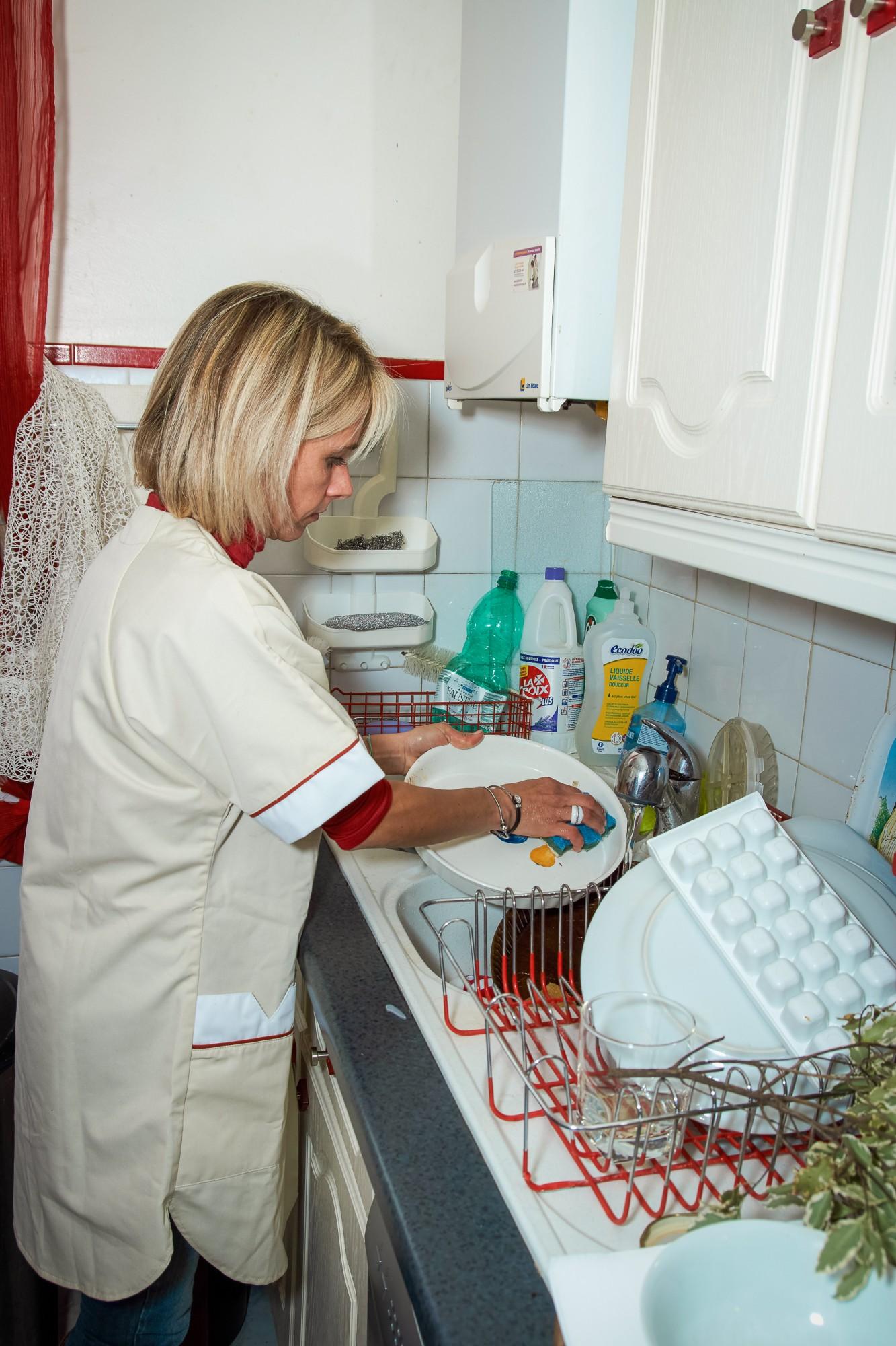 Bel âge / Seniors : L'entretien ménager quotidien de votre domicile