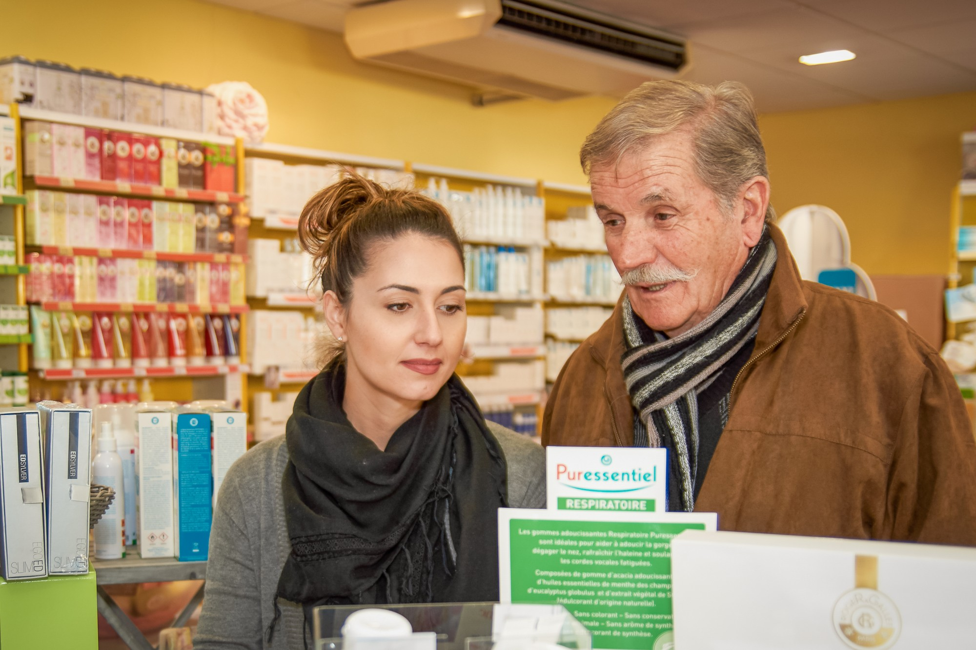 Bel âge / Seniors : L'aide aux courses