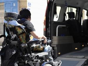 ARCADE soutien l'action de la Division des personnes handicapées dans le cadre de Marseille Provence 2013
