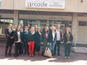 Aide à domicile : La rencontre entre une association Grenobloise et Arcade
