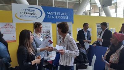 1er forum emploi Provence