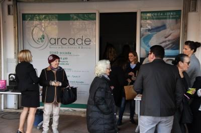 Mercredi 15 mars 2017 : Journée porte ouverte Arcade et visite de nos élus