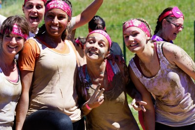 MUDDY ANGEL RUN AVEC ARCADE - ACTIONS SOLIDAIRES ET SPORTS