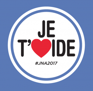 VENDREDI 6 OCTOBRE 2017 : 8EME JOURNEE NATIONALE DES AIDANTS.