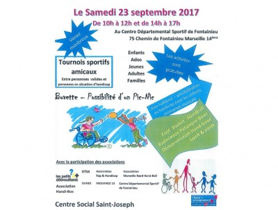 Journée Handicap et sport