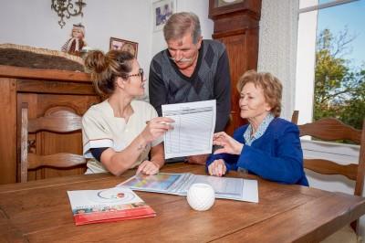 Vous avez plus de 60 ans et vous recherchez une Aide à domicile