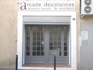 Arcade Assistance Aix en Provence