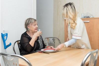 Les services d'aide à domicile pour personnes agées