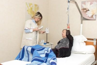 L'aide humaine pour personnes âgées